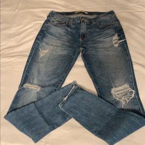 "Big Star ""Liv"" Skinny Jeans"